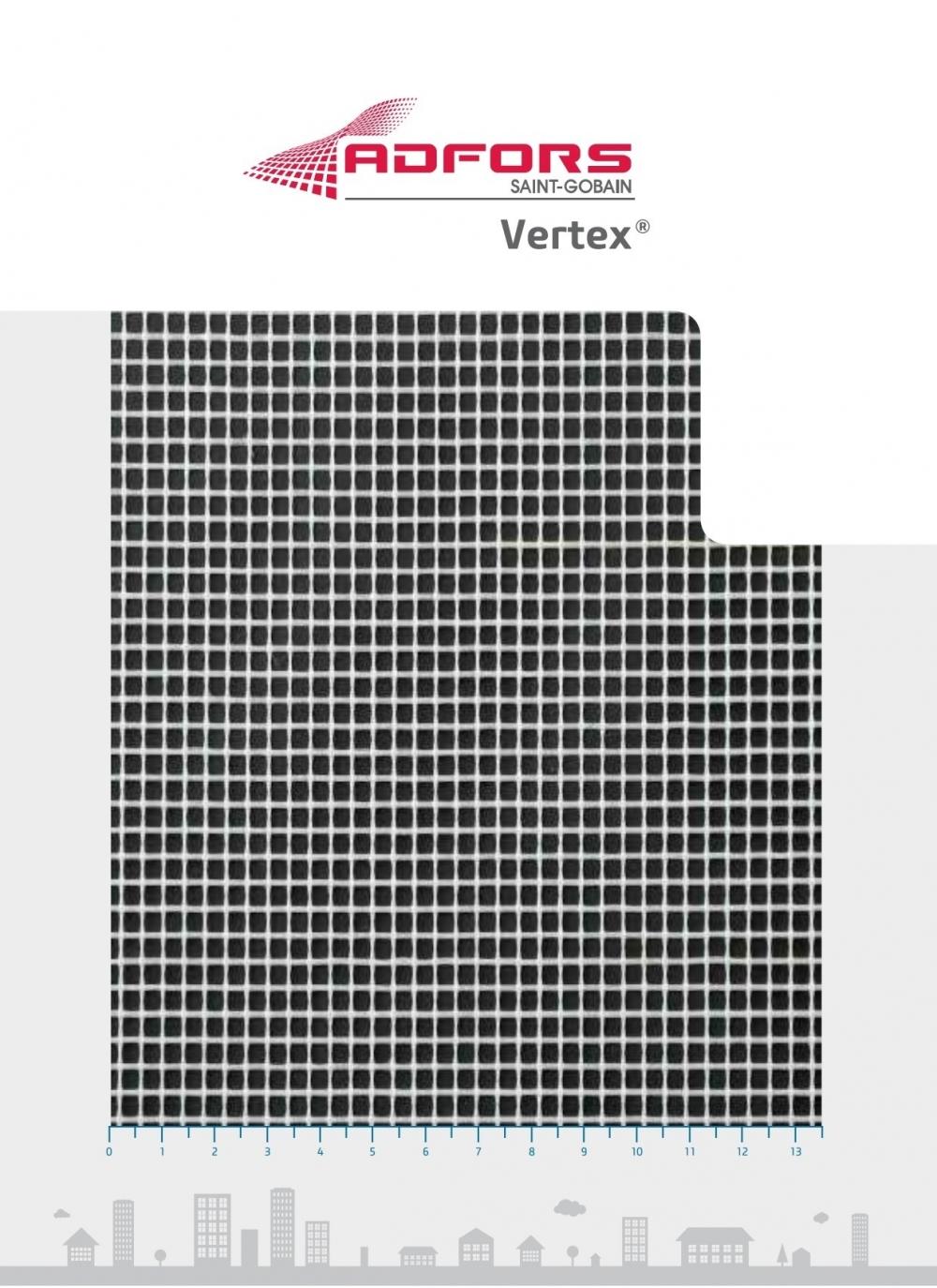 Склосітка штукатурна Vertex - 1